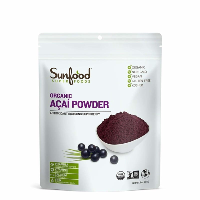 Sunfood Acai Powder