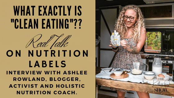 Learn how to read nutrition labels with Ashlee Rowland