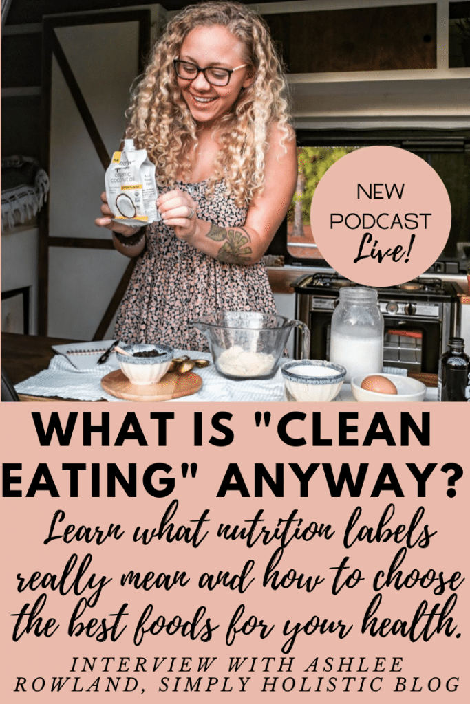 Interview with Ashlee Rowland on Clean Eating