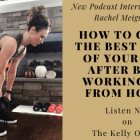 Rachel King Interview