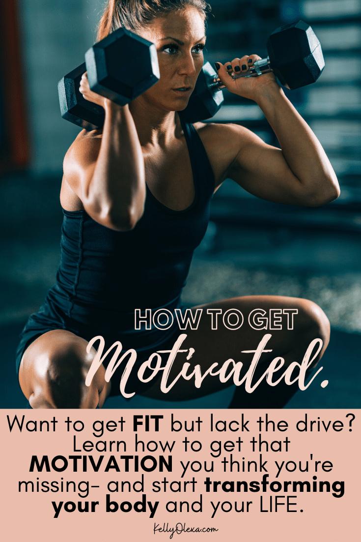 Como se motivar e ficar assim! ~ KellyOlexa.com 2
