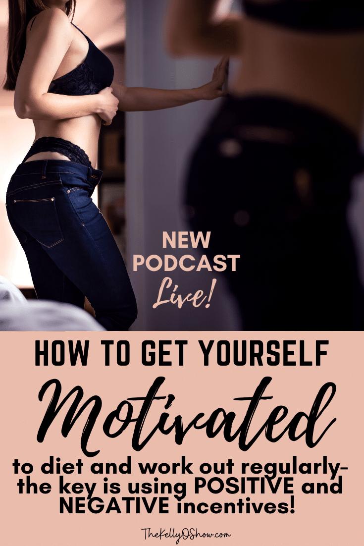 Como se motivar para se adaptar: Usando incentivos positivos e negativos. 2