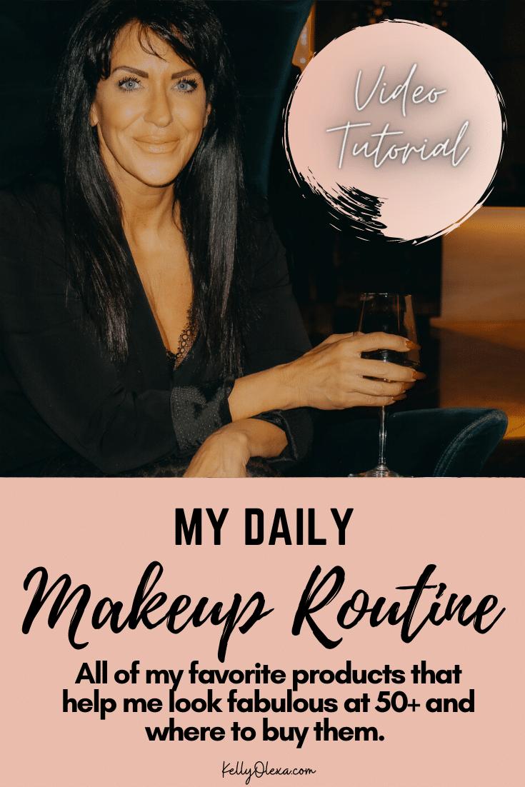Minha rotina diária de maquiagem: TUTORIAL DE VÍDEO. 2