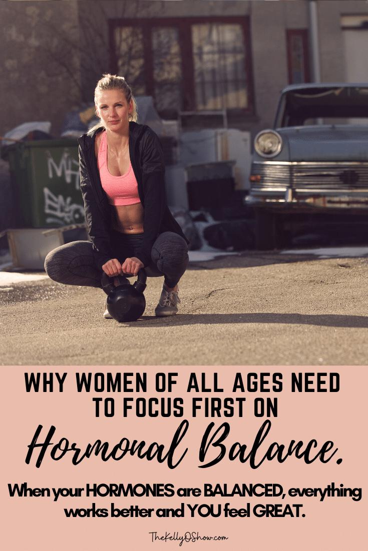 Por que as mulheres precisam de hormônios equilibrados. Minha Viagem Com Tratamento de Reposição Hormonal Bio-Idêntica. ~ KellyOlexa.com 2