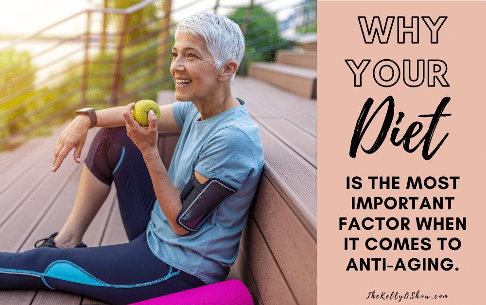 Como sua dieta pode ser o fator mais importante em seu arsenal antienvelhecimento. Parte 2 ~ KellyOlexa.com 11