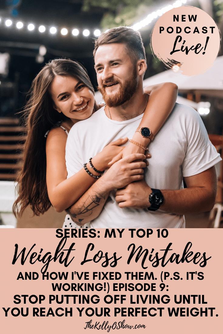 """Meus 10 principais problemas de condicionamento físico e perda de peso e como os estou consertando: Por que precisamos PARAR de adiar VIVER NOSSA VIDA """"ATÉ"""" que perca peso. 2"""