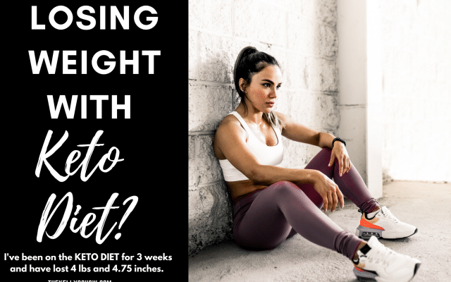 losing weight with keto