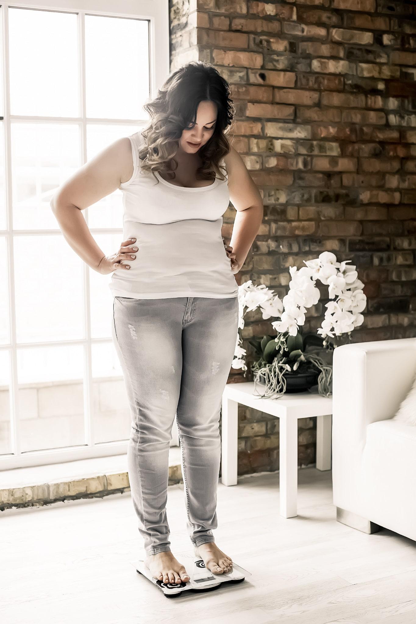 hypothyroidism weight gain stomach